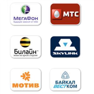 Операторы сотовой связи Беково